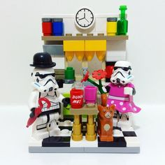 Honey I'm home! . . #MiniGoFigure #lego #starwars #stormtrooper #home #legoland #legos #minifigures #cat #love #legominifigures #legostagram #instalego #toyslagram #toys #toystagram #toyphotography #toyartistry #toyunion #legogram #bricknetwork #brickcentral #disney by mini_go_figure