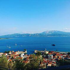 Nafpaktos - The Greek Riviera! Greek Memories - Part 18. . . . . . . . #adventure #afternoondelight #architecture #balkans #bougainvillea #centralgreece #corinthiangulf #doors #drinkbluesky #greece #ελλαδα #europe #hellas #historical #lepanto #medieval #mediterranean #nafpaktos #oldtown #panachaiko #peloponnese #riviera #sea #street #travel #trip #view #yachts #untilnexttime Afternoon Delight, Bougainvillea, Travel Trip, Yachts, Old Town, Medieval, Greece, Europe, Concept