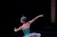 Louisville Ballet Company Dancer Tiffany Bovard in 'The Nutcracker' Photo by Sam English