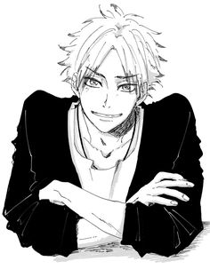But the adult semi is hooooT, i didn't expect him to become a musician tho, that's hella attractive Nishinoya Yuu, Haikyuu Ships, Haikyuu Fanart, Kenma, Haikyuu Anime, Anime Guys, Manga Anime, Semi Eita, Gekkan Shoujo Nozaki Kun