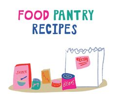 Help other families while cultivating your child's spirit of generosity by assembling food pantry meals. Free printable recipes included.