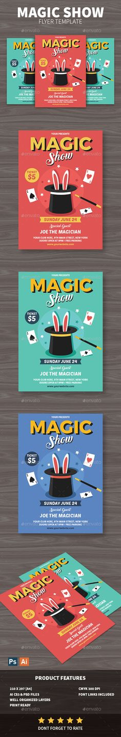Movie Night Flyer Templates By Kinzi On Creativemarket  Flyers