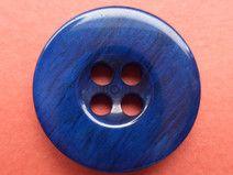 10 KNÖPFE dunkelblau 18mm (6250-17x) Jackenknöpfe