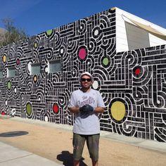 Interview: Aaron De La CruzAaron De La Cruz http://www.widewalls.ch/artist/aaron-de-la-cruz/ #streetart