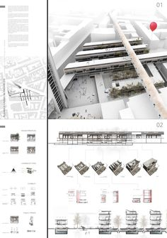 layout for the tu delft archi-prix selection [ioannis tsoukalas] Poster Architecture, Architecture Graphics, Architecture Board, Concept Architecture, Amazing Architecture, Architecture Design, Architecture Diagrams, Project Presentation, Presentation Layout
