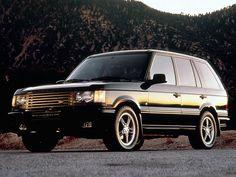 "Range Rover ""Holland & Holland"" (P38A) '2000"