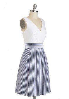 Oceanfront Properly Dress | Mod Retro Vintage Dresses | ModCloth.com