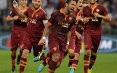 La Roma vola solitaria in testa alla classifica battendo 2 a 0 la Sampdoria. Le pagelle dei giallorossi #roma #sampdoria #pagelle #seriea
