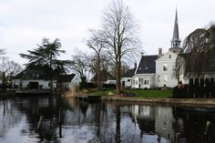 A private guesthouse within a former vicarage, the historical Dutch wooden house is typical of the 17th-18th century homes within beautiful Broek-in-Waterland,  just 10 minutes north of Amsterdam.  A bolthole within a bolthole, with options for private and alfrescoe dining, weather permitting.