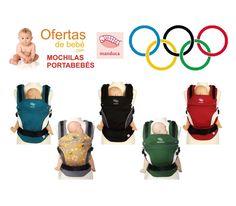 Encuentra tu manduca olímpica en http://www.ofertasdebebe.com/portabebes-mochilas-de-bebe/20-mochila-portabebe-manduca.html
