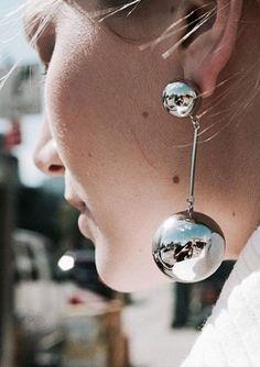 Style Crush: JW Anderson Earrings   Lovika.com
