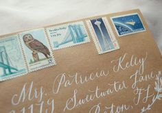 Good thing my Mother-in-law isn't on Instagram (though my husband and I have tried to talk her into it on occasion) because she would know what her birthday card 🎈🎉looks like!  And I want to give a little something back to YOU - all my amazing followers. I'd love to send you pretty little stamps like these (which one is your favorite here?!) for 5 special people in your life💌💕. To enter, make sure you are following @goldenhourpaper & tag 3 of your friends in the comment section 👇🏽 I…