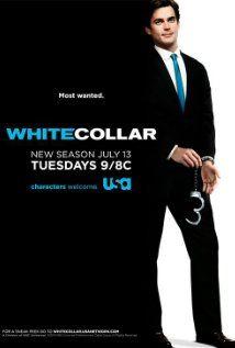 White collar!