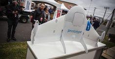 Google suspende su proyecto de drones autónomos debido a problemas financieros - http://www.hwlibre.com/google-suspende-proyecto-drones-autonomos-debido-problemas-financieros/