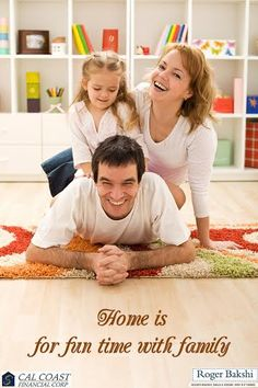 Bring out the games or cook a meal together. There's nothing like family time. #home #house #love #RogerBakshi