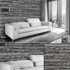 Graceful grey !!   Walls that defines your sophistication in a never before manner.  #rockcladding #stripcladding #greystone #naturalstone #stonetile #wallcladding #stoneideas #india  www.stone-ideas.in/wall-cladding-stone.php