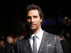 Matthew McConaughey's Houston Commencement Speech: Don't be Entitled, You are Not A Victim..AP