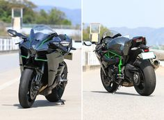 Kawasaki Ninja H2 Custom Sport Bikes, Custom Motorcycles, Cars And Motorcycles, Kawasaki Motorcycles, Kawasaki Ninja, Super Bikes, Cool Bikes, Concept Cars, Motorbikes