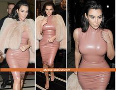 Kim Kardashian And Her ARCH-ENEMY Rita Ora . . . Wear The Same DRESS . . . To The SAME PARTY!! (Who Looked Better??pt1