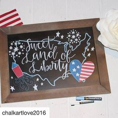 Chalkboard Pictures, Chalkboard Art Quotes, Chalkboard Stickers, Chalkboard Lettering, Chalkboard Designs, Chalkboard Calendar, Chalkboard Decor, Chalkboard Drawings, Fourth Of July Chalkboard