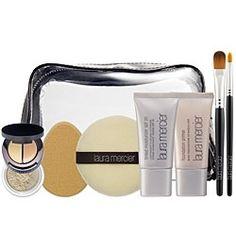 Sephora: Laura Mercier Flawless Face Kit ($159 Value): Combination Sets - StyleSays
