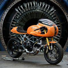 Redmax Ducafe 8