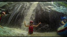 Bali 2016 – Rafting – Wodospad