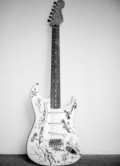 One of the most expensive guitar