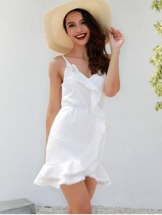 c10c809ad38 Strappy Lace Splicing Flare Dress For Women  Summer  Dresses ...