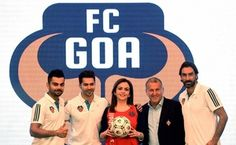 Adidas and FC Goa have announced a three-year extension of their association in style by launching FC Goa's home and away kits for the 2015 season of the Indian Super League(ISL) at the Adidas brand centre here.