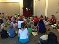Pink Pig Puppet Theater West Linn, Oregon  #Kids #Events