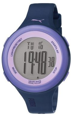 Puma 'Fit' Heart Rate Monitor Watch on shopstyle.com