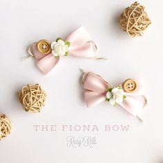 b52c83f4ba2d 14 Best bows I want for nevaeh images