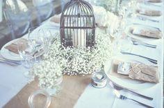 Décoration de table Reception Decorations, Wedding Centerpieces, Table Decorations, Kinfolk Wedding, Our Wedding, Dream Wedding, Mason Jars, Deco Floral, Wedding Labels