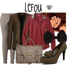 LeFou -- Beauty and the Beast
