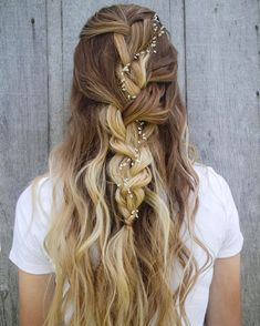 Summer vibes ☀️ anyone else ready for spring? #hairandmakeupbysteph #braiding #braids