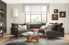Bryce Sectionals - Bryce Collection - Living - Room & Board