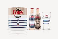 Diet Coke by Jean-Paul Gaultier