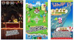 #Juegos #Super_Mario_Run Super Mario Run ya disponible para Android
