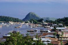 Flores, Indonesia (this might be a nicer island to visit than Bali)