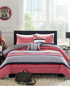 Intelligent Design Paul 4-Pc. Twin/Twin Xl Comforter Set Bedding #Design#Intelligent#featuring