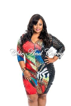 New Arrival: Bodycon with Laser Cut Sleeves Zipper Front and Beautiful Red Mixed Prints Dress   Available at: http://www.chicandcurvy.com/newarrivals/product/10191-new-plus-size-bodycon-with-laser-cut-sleeves-zipper-front-and-beautiful-red-mixed-prints-dress-1x-2x-3x