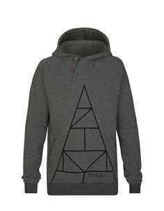 Glad   Men's Hoodie   Fall / Winter Collection 2013 / 2014   www.zimtstern.com   #zimtstern #fall #winter #collection #mens #zip #zipper #hoodie #hood #sweatshirt #street #wear #streetwear #clothing #apparel #fabric #textile #snow