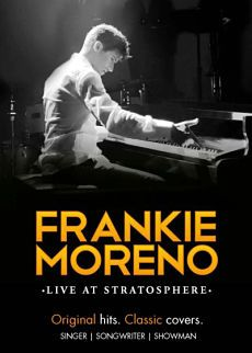 The Franki Moreno Stratosphere show is a throwback to old-school Las Vegas showmanship.