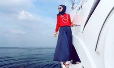 Jenahara Lookbook by HijUp.com