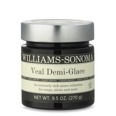Veal Demi-Glace from Williams-Sonoma — Faith's Daily Find 01.07.15
