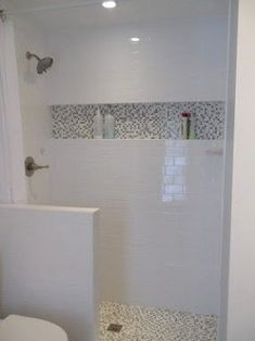 built-in-shelf-the-length-of-the-shower-great-idea-like-the-accent-of-the-different-tiles-in-that-space-too.jpg (287×383)