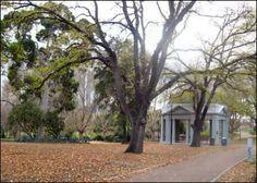 Lady Janet Clarke Rotunda - Queen Victoria Gardens - VIC