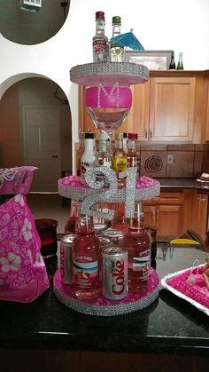 Birthday gift idea for best friends 21st birthday #21 #21stbirthday #giftideas #bestfriendsbirthday