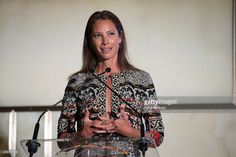 Christy Turlington Burns attends The Daily Front Row Second Annual Fashion Media Awards at Park Hyatt New York on September 5, 2014 in New York City.